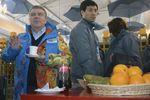 Президент МОК поселился в олимпийской деревне