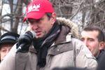 """В доме председателя Луганского """"УДАРа"""" милиция устроила обыск"""