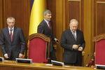 Рада собралась создать комиссию по изменениям в Конституцию