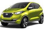 В Индии представили концепт новый Datsun