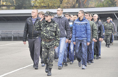 В украинскую армию в будущем году