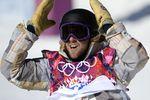 Первым олимпийским чемпионом Сочи стал американец