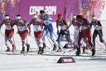 Первый украинский результат Олимпиады - 27-е место