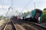 Во Франции с рельсов сошел пассажирский поезд