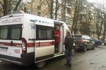 В Киеве водитель сбил пешехода прямо на переходе