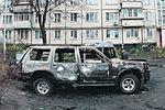 """В Киеве – новые жертвы """"серийных"""" поджогов авто"""