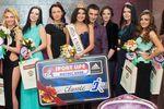 """Полуфинал конкурса красоты """"Miss Universal 2014"""" при поддержке SportLife"""