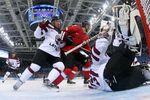 В Сочи начался мужской хоккей