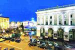 В Киеве предлагают квартиры с видом на баррикады за тысячу гривен в сутки