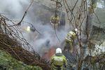 Подробности пожара в Одессе: сгорела квартира активиста Евромайдана