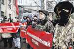Как прошла часовая забастовка в Украине