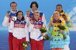 Медальный зачет после шестого дня Олимпиады в Сочи