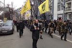 """Работники Генпрокуратуры уходят из здания под крики """"Ганьба!"""""""