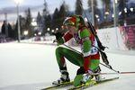 Беларусь взяла две медали в биатлоне