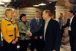 Путин посетил украинский дом в Сочи