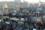 Церковники открыли воскресное Народное вече на Майдане