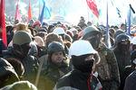 10-тысячная колонна с Майдана двинулась к Верховной Раде