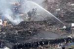 На Майдане снова начались столкновения, слышны взрывы