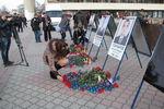 В Крыму зажгли свечи в память о погибших на Майдане милиционерах