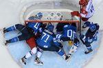 Россия вылетела из борьбы за медали в хоккейном турнире в Сочи