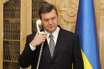 Януковичу позвонил президент Еврокомиссии
