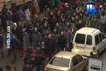 """В Тернополе рота """"беркутовцев"""" присягнула на верность народу и попросила прощения"""