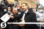 Как митинговали в регионах Украины