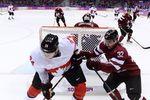 Стали известны полуфиналы хоккейного турнира в Сочи
