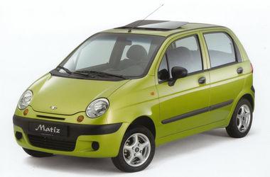 Daewoo Matiz является самым доступным автомобилем на украинском авторынке. Фото: auto.investigator.org.ua