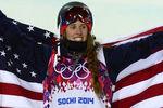 Американка стала первой чемпионкой Олимпиад в лыжном хаф-пайпе