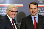 Главы МИД Польши и Германии поехали на встречу с активистами Майдана