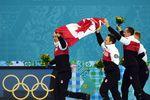 Канадские керлингисты в третий раз подряд выиграли Олимпиаду