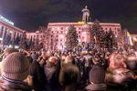 В Днепропетровске сносят памятник Ленину