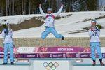 Норвегия взяла весь подиум в женском масс-старте в лыжных гонках