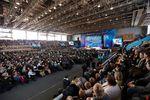 Съезд в Харькове открыт: зарегистрировались 3477 депутатов