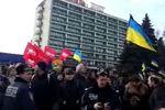 В Харькове продолжаются митинги Майдана и Антимайдана