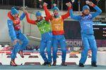 Россия вышла на первое место в медальном зачете домашней Олимпиады