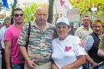 Сторонники Тимошенко собираются отпраздновать ее освобождение на Крещатике