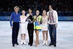 Все соревнования на Олимпиаде в Сочи завершены