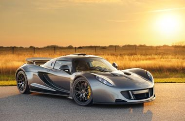 <p>Hennessey Venom GT. Фото: hennesseyperformance.com</p>