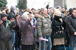 Возле Верховного Совета Крыма растет митинг, было несколько стычек