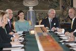 Принцесса Швеции показала первое фото дочери