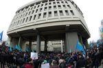 Парламент Крыма объявил референдум о статусе полуострова