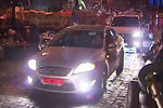 В память о Небесной сотне в Киеве провели ночной автопробег