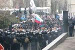 Начальник Донецкой областной милиции: Применять оружие против захватчиков ОГА  – это не выход