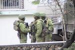 Российские военные в Крыму атаковали два украинских погранподразделения