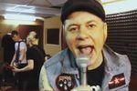 Рок-музыканты из Москвы спели на украинском языке