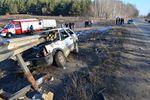 В Харьковской области произошло страшное ДТП