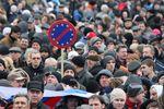 Рада требует от парламента Крыма подумать насчет референдума