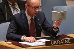 Яценюк: Крым есть, будет и останется неотъемлемой частью Украины